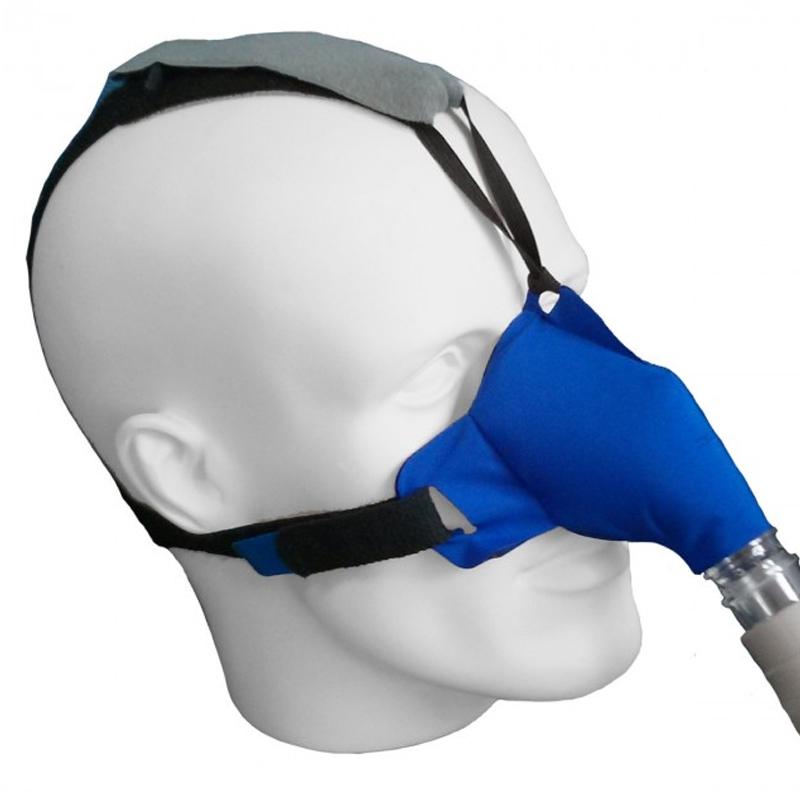 SleepWeaver Advance Skin-Friendly Nasal CPAP Mask