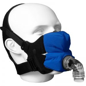 SleepWeaver Anew Skin-Friendly Full Face CPAP Mask