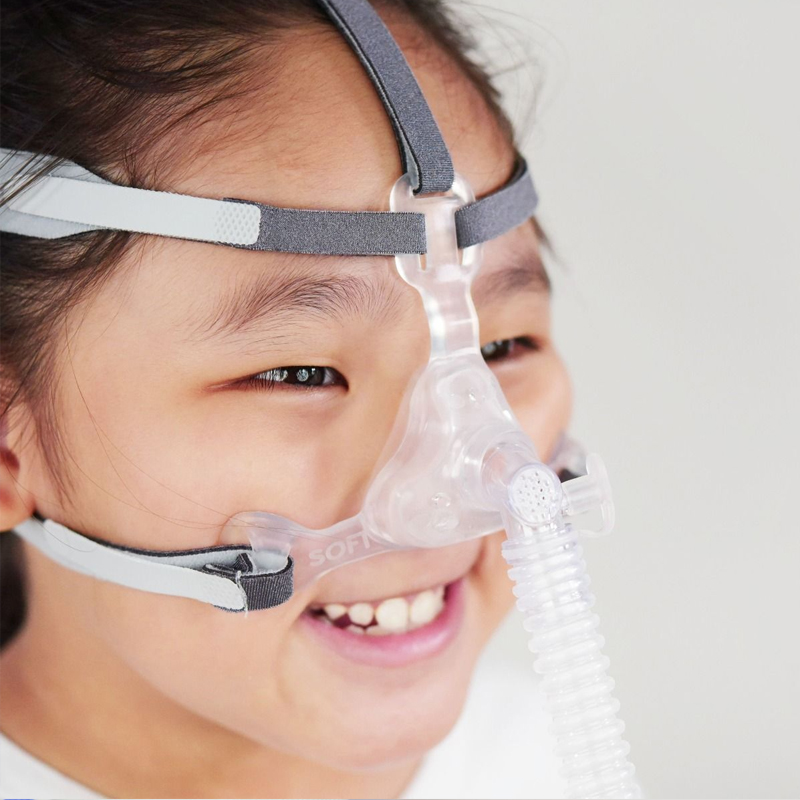 soft baby cpap mask